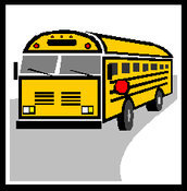 Late Bus for School-Sponsored Activities Only