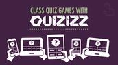 Quizizz (Culmination of project)