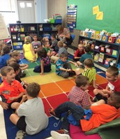 Turn and Talk in Mrs. Jones' class