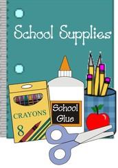 Class Supply List