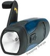 7.Crank  Flashlight