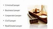 Different types of lawyers