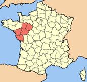 Ce qui est dans Pays de la Loire??