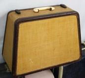 Suitcase Trapezoid