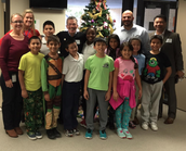 Chancellor Elementary Student Champions