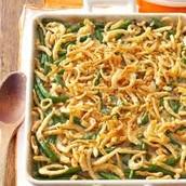 Favorite Recipe- Green Bean Casserole