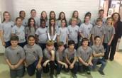 NCS Junior Beta ROCKS District Convention!
