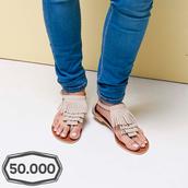Sandalia tiras