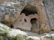Entrada Cueva Rey Moro