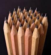 Die Bleistifte