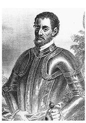 about Hernando de soto