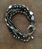 Hailstone Stretch Bracelet
