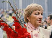 Lidiya coached the USSR Women's National Team for 22 years