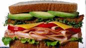 Loaded Sandwich