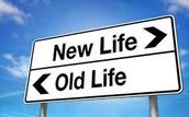 New life is ahead