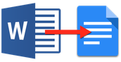 Converting Documents to Google Docs Format