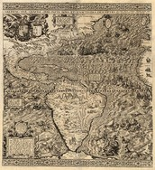 "A 1562 map of the ""California."""
