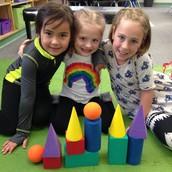 Exploring 3D shapes!