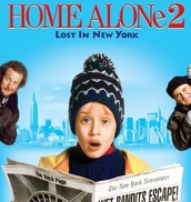 He has been in Home Alone 2.