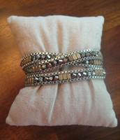 Luna Wrap bracelet - $30