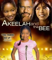 "Star of the movie ""Akeelah and the Bee"""