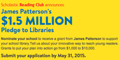 Help the Library Win up to $10,000