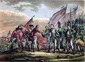 Surrender At Saratoga!