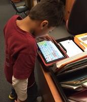 Communicating through technology!