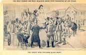 The Great New Orleans Slave Market
