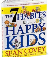 The Seven Habits of Happy Kids Book