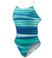 Nike Horizon Cut Out Tank (Vibrant Blue)