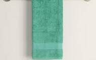 A hand towel