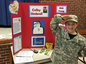 3rd Grade Wax Museum Research Project