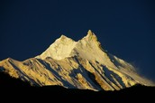 Fun Facts about the mountain Manaslu
