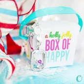 Give the Holly Jolly Box of Happy this year!
