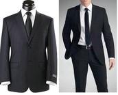 RECOMENDACIONES DE VESTUARIO Y ACCESORIOS de imagen física vendedora para hombres