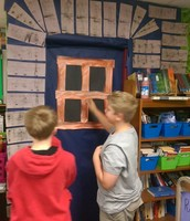 What's behind Mrs. Iwanski's magic door?