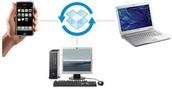 es un espacio ofrecido por empresas para sus clientes como una solución al almacenamiento de datos. Emula a un disco duro/rígido de computadora/ordenador y gracias a la conexión a Internet, permite el acceso desde cualquier lugar.