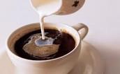 un café con leche