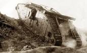 Battles of the Hindenburg Line -  Battle of Chesne. November 1, 1918. Argonne Frost, France.