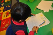 This K student wrote about his Genius Hour experience.