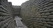 Inside The Vimy Ridge Trenches