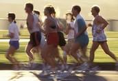 Running at Rush