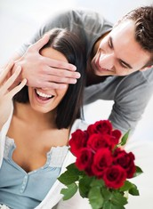 Suprise your partner with nice things.