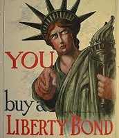 Transfer- Using something that is respected (like the Statue of Liberty) to win approval