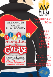 GREASE the SING-A-LONG at the DRIVE-IN
