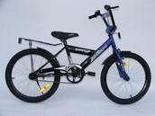 אופניים רגילות ללא גלגלי עזר