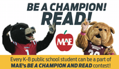 Be A Champion Reader!