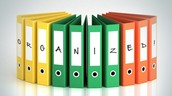 Tip 1: Organizing Yourself!