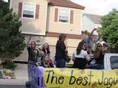RCHS Homecoming Parade